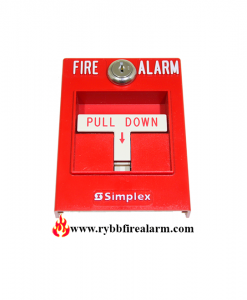 Simplex 2099-9288C Manual Station