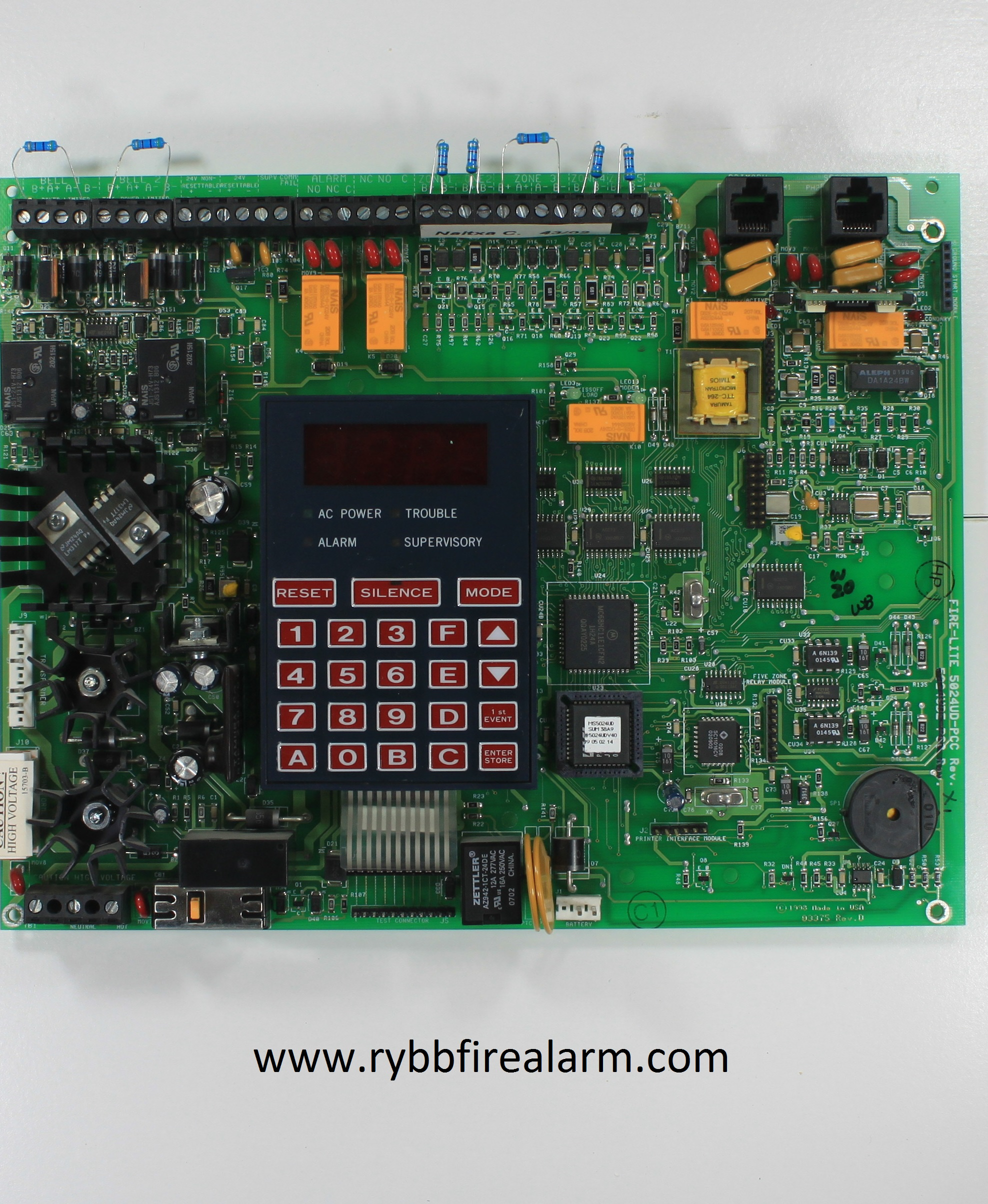 4 zone Conventional Fire Alarm Control Panel alarm host master panel in addition Io64 Intelligent Life Safety System further Nacfm Basic Fire Alarm Technology For Fms likewise 6148532 Pfc 6030 Fire Alarm Control Panel in addition Fire Lite Cmf300f Addressable Control Module. on fire alarm notification appliance circuits