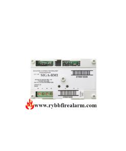 Edwards SIGA-RM1 Module Riser Monitor