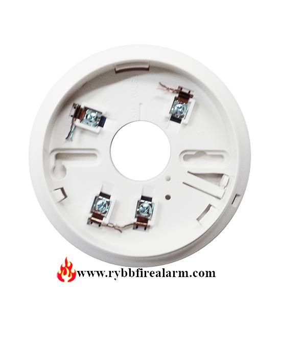 SIMPLEX 4098-9788 2 WIRE SMOKE BASE W/REMOTE LED P/N: 0677-104