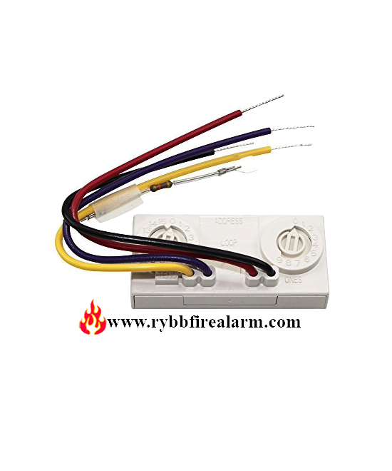 Fire Lite Mmf 301 Intelligent Monitor Module Rybb Fire