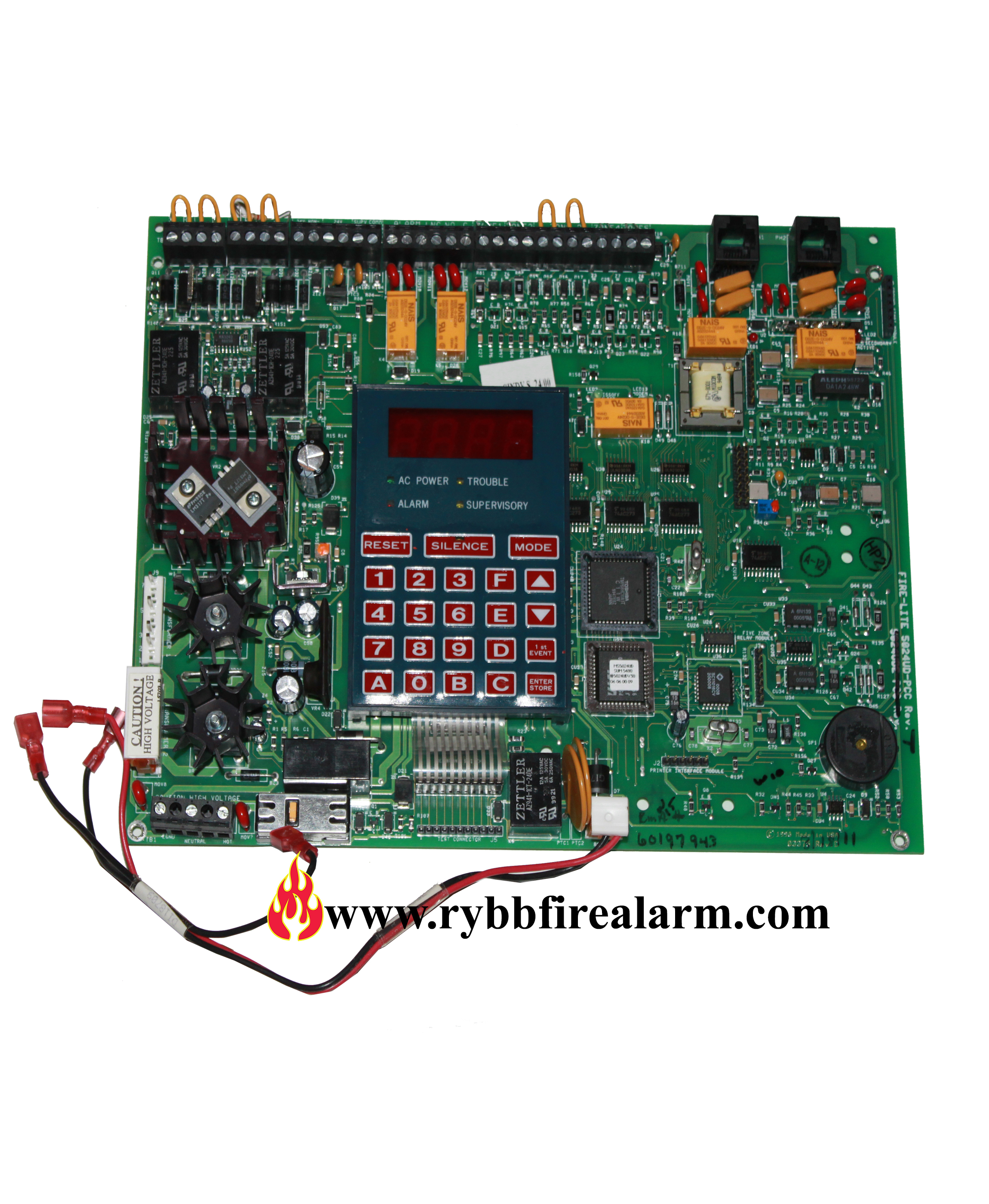 fire lite ms 5024ud fire alarm control panel replacement. Black Bedroom Furniture Sets. Home Design Ideas