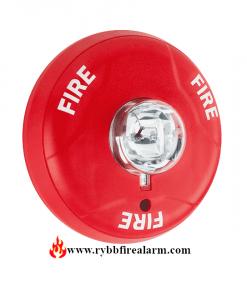 System Sensor Rts2 Remote Test Switch Rybb Fire Alarm