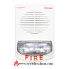 Simplex PID:4906-9253 Wall Speaker Strobe P/N:0743276