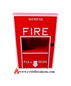 Edwards Est Siga 278 Pull Station Rybb Fire Alarm Parts