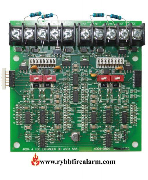 Simplex 4004 4-IDC Expander Module