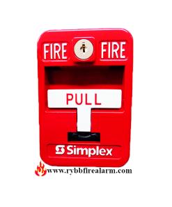 Simplex 2099-9138 Weatherproof Manual Pull Station