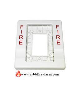 Genesis G1T-FIRE Trim Plate White (Plastic)