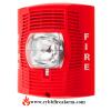 System Sensor SPSR Wall Speaker Strobe (Red)