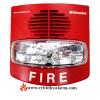 Simplex 4906-9127 Wall Horn Strobe (Red)