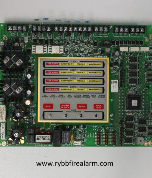 notifier sfp 2404 fire alarm control panel rybb fire alarm parts  service    repairs Radionics Alarm Company Radionics D2112 Alarm Manual