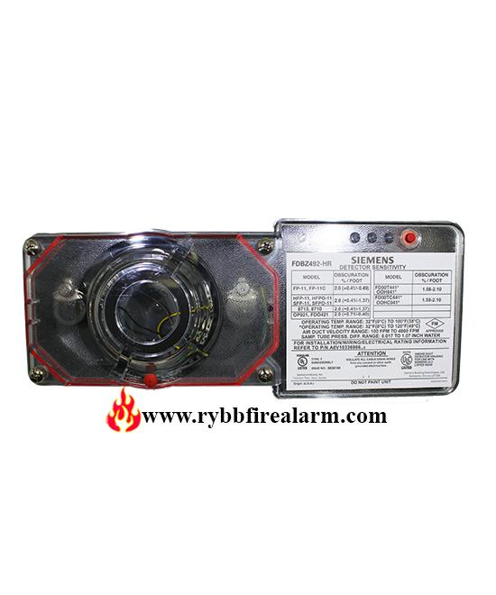 Siemens Fdbz492 Hr Duct Smoke Detector P N S54319 B23 A1 Rybb