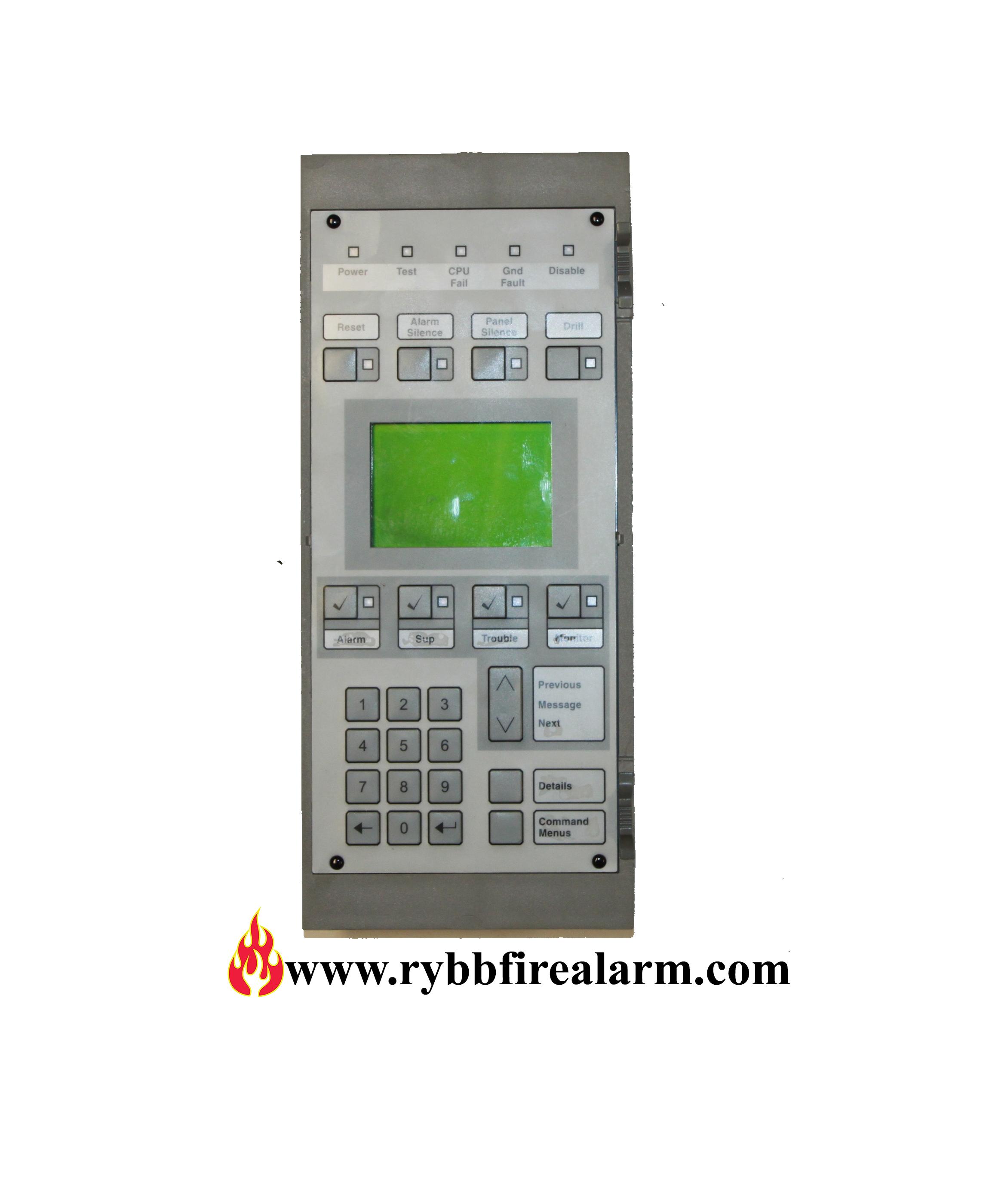 EST 3-CPU3 FIRE ALARM CONTROL PANEL – RYBB Fire Alarm Parts, Service ...