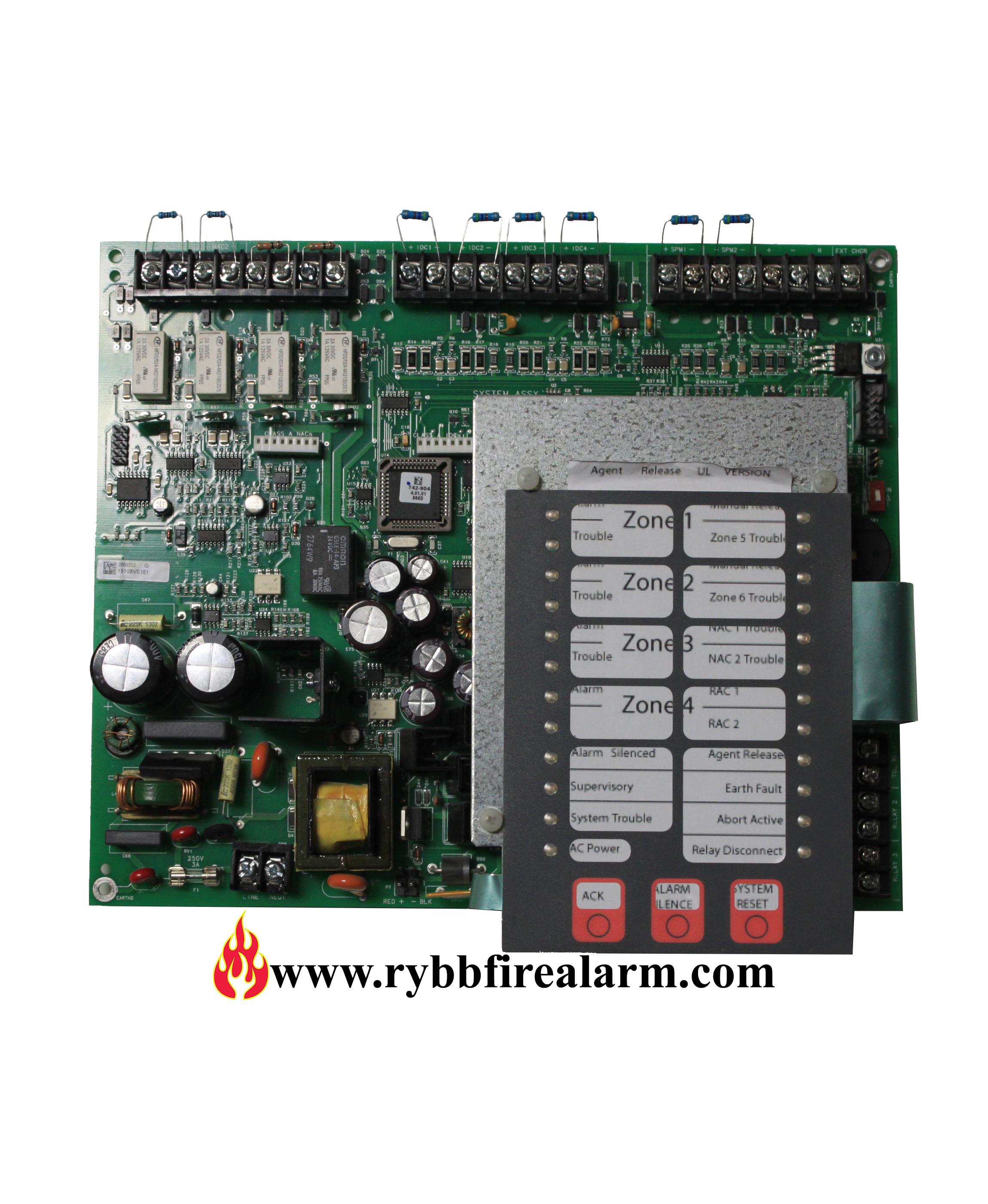 Simplex 4004 R Release Control Fire Alarm Systems Ebay