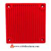 Siemens AH-R-WP Horn (Wall Red) P/n: 500-636005