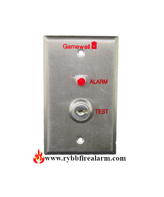 Gamewell Fci Gw30007 02 Remote Test Switch Rybb Fire