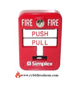 Simplex 2099-9139 Weatherproof Manual Pull Station
