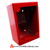 The Edwards 276B-RSB is a Signaling BOX SURFACE ASM RED. They are dual-action devices molded from Lexan. The pull stations are supplied with screw terminals for easy field wiring.