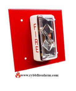 Mirtone 4MS-7AR Fire Alarm Strobe