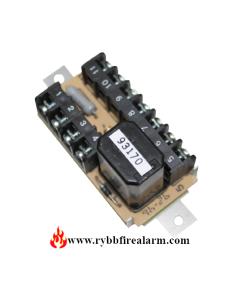 Edwards 6254B-003 Fire Alarm Relay