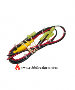 Simplex 733-621 Battery Harness P/N: 0733621