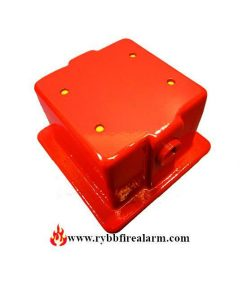 Edwards EST 897B-007 Weatherproof Back Box