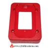 System Sensor BBS Red Back Box Skirt