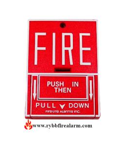 Fire-lite BG-10 Manual Pull Station
