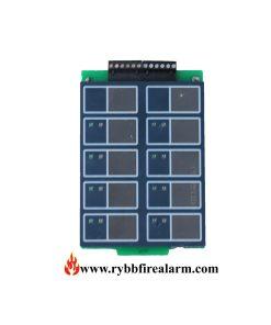 Fire-Lite CR-4F Control Relay Module
