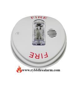 Gentex GCC24CW Ceiling Horn/strobe (White)