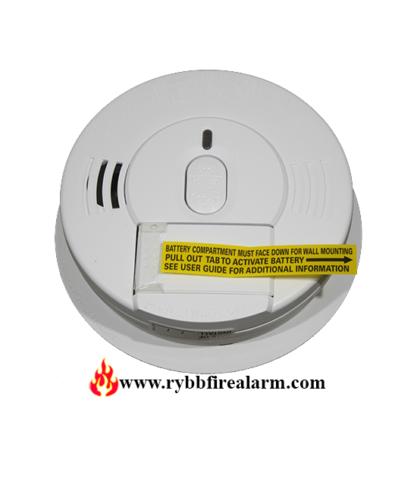 Kidde I12060 Item 21006376 Smoke Fire Alarm Electric Battery
