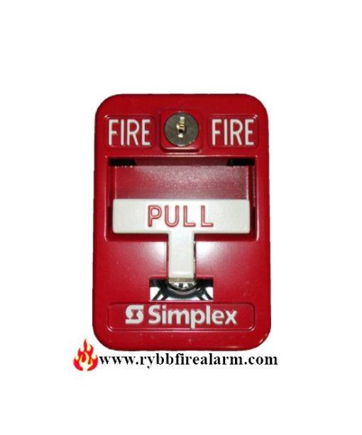Simplex INT2099-9138 Weatherproof Manual Pull Station