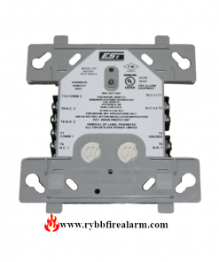 Edwards Est M500RF Addressable Relay Control Module