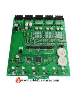 FireLite MMF-302-6 Six Zone Interface Module