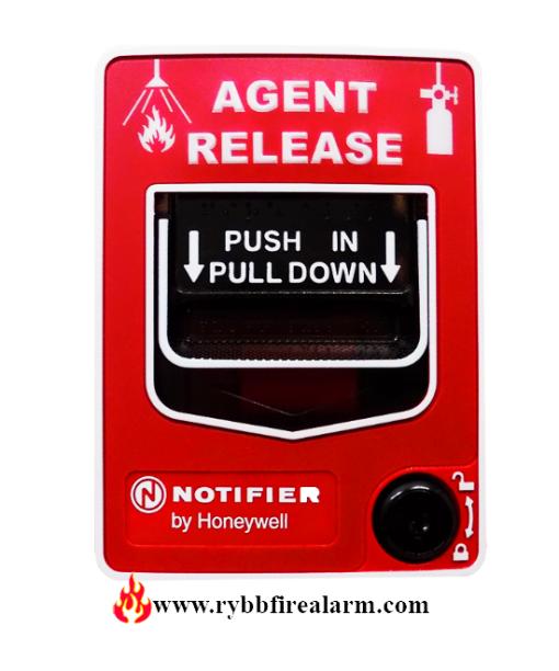 Notifier NBG-12LR Manual Pull Station