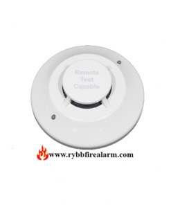 Notifier NP-100R Smoke Detector Remote Test Capable