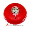 System Sensor PC2RL Ceiling Horn Strobe (Red)