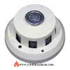 Siemens Cerberus Pyrotronics PEZ-3T Heat Detector