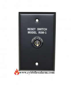 Siemens RSW-1 Reset Switch P/n: 500-685607