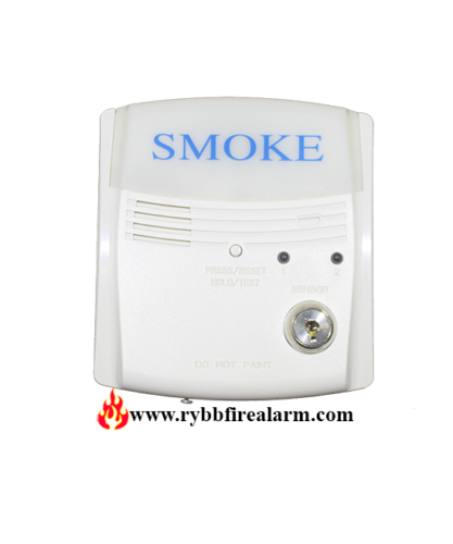 System Sensor Rts2 Remote Test Switch Rybb Fire Alarm