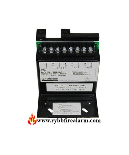 Siemens Cerberus Pyrotronics Tri-60r Addressable Interface Modules P  N  315-092329