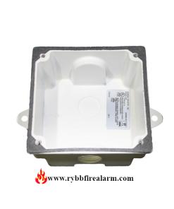 Siemens WBBS-W Weatherproof Back Box-white P/n:500-636131