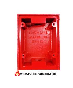 Fire-lite Wp-10 Weatherproof Backbox
